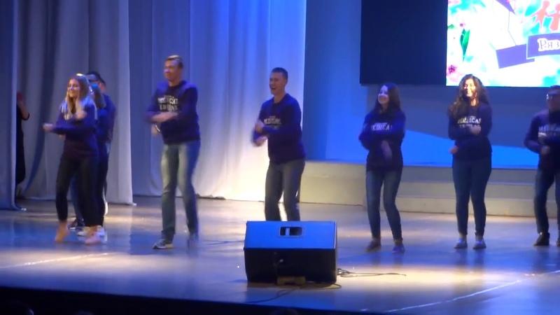 22 Студактив Танец Skibidi