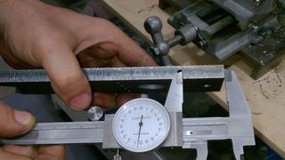 Стойка для дрели из стали большая с глубиной сверления 100 мм.
