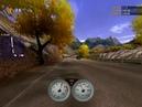 NFS Hot Pursuit 2 (2002) - Dodge Viper GTS (Дорога в Альпах, зеркало вперед)