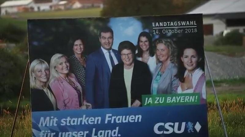 Markus Söder lobt die Kanzlerin - und kritisiert CSU-Chef Seehofer