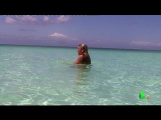Sirenas del Caribe (2007) Bad Girl Island sexy escene 16 AnnaLynne McCord