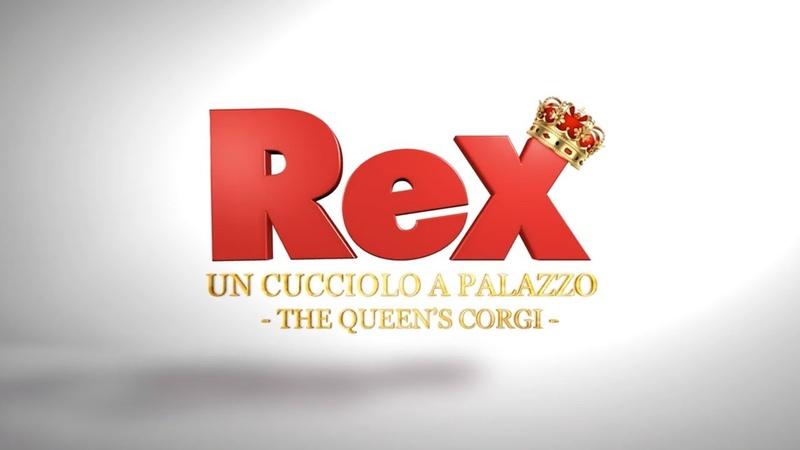 Rex - Un Cucciolo A Palazzo (The Queens Corgi) WEBRiP (2019) (Italiano)
