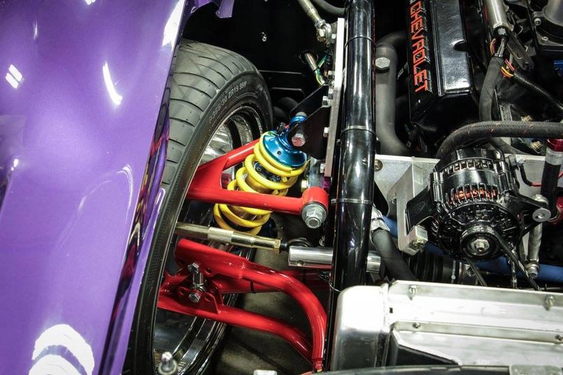 Camaro 1967 года от мастерской Speedway Motors, изображение №6
