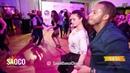 Habib Messaoudi and Amande In Salsa Dancing at El Sol Warsaw Salsa Festival, Monday 12.11.2018