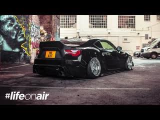 Toyota GT86 on Air Suspension - #LifeOnAir