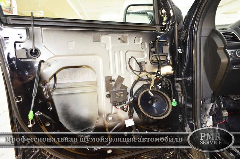 Шумоизоляция Ford Explorer, изображение №11