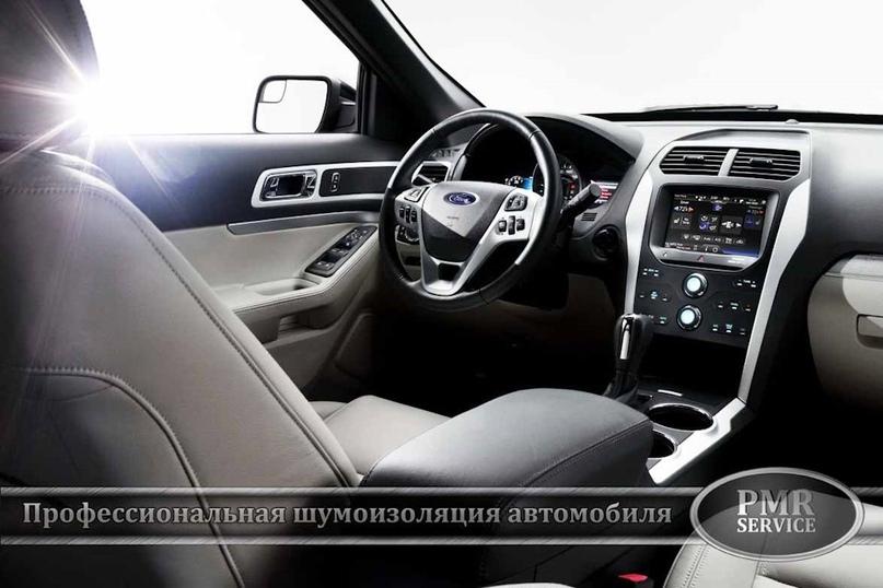 Шумоизоляция Ford Explorer, изображение №16