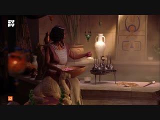 The Scorpion King (El rey escorpin) (2002) The Scorpion King sexy escene kelly hu 06 -033