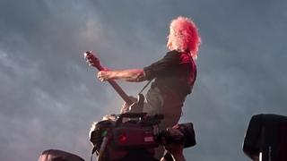 Queen & Adam Lambert Under Pressure - Marlay Park Dublin -08-07-18