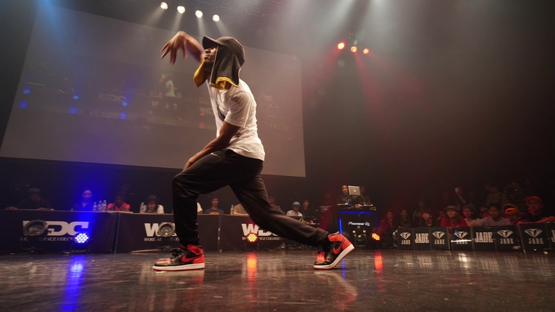 KING CHARLES PRINCE JRON vs AVID(ASATO JUN) BEST4 HIPHOP WDC 2018 FINAL World Dance Colosseum