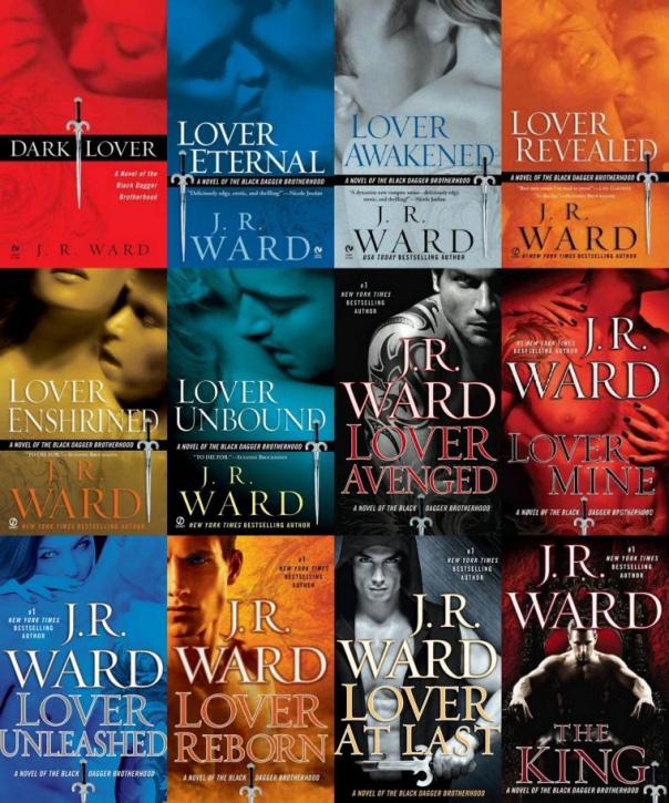 #1 Dark Lover by JR Ward
