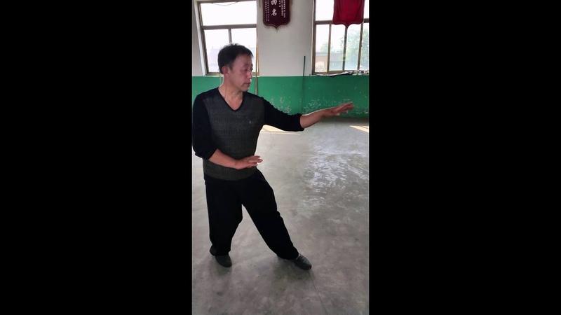 Song Style Xingyi Heng Quan 宋氏形意横拳