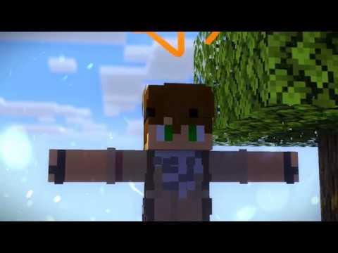 Cheating on Skyblock - Mine-imator Short-Animation [60FPS] (Warning: T-Pose boi)