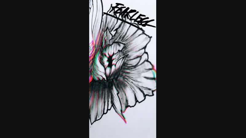 Fearless DR Art