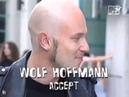 Accept - Udo Dirkschneider, Wolf Hoffmann interview (Part 2)