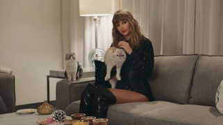 """Taylor Swift on Instagram: """"When you forget to DVR Meredith and Olivia's favorite shows, Claw & Order SVU and Grey's Acatomy."""""""