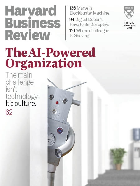 Harvard Business Review USA 07.08 2019