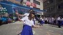 Танец на последний звонок в школе 95 г. Краснодар 9 В класс
