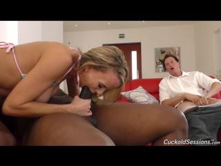 Pristine Edge сосет два члена сразу порно секс sex porno anal blowjob