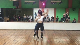 Stephanie Lucero @ ANITA bachata Buenos Aires Argentina Dj RyanMiles