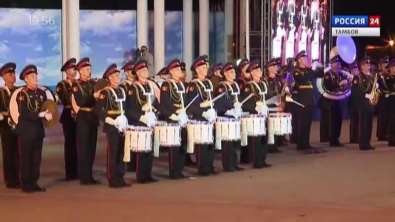 Фестиваль 2019 года в сюжете ТГТРК Вести Тамбов