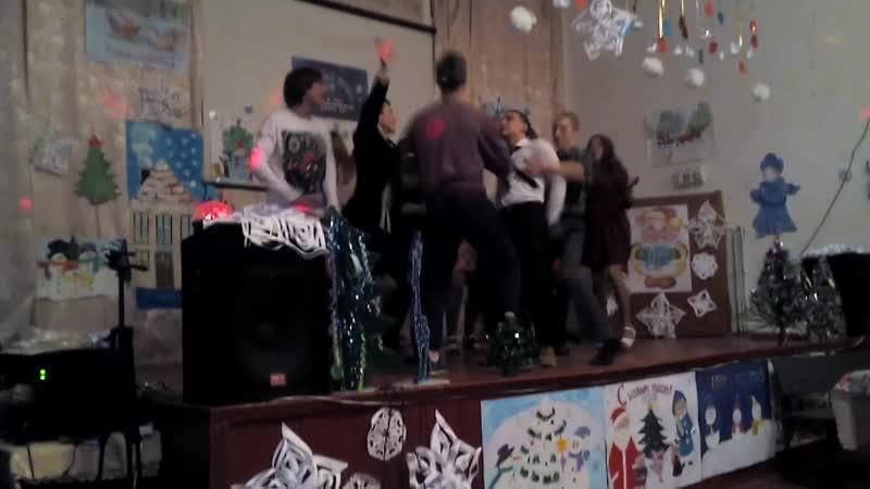апупительные танцы 2