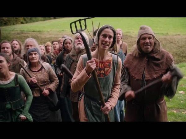 Средневековая Революционная из 6 эпизода Галаванта GladiolusTV