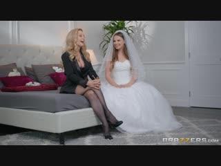 Изнасиловал невесту на свадьбе в чулках и сестру Jillian Janson, Nina Hartley (Ninas Chapel of Lust Part 2) секс порно