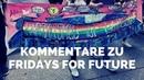 Kommentare zu Fridays for Future