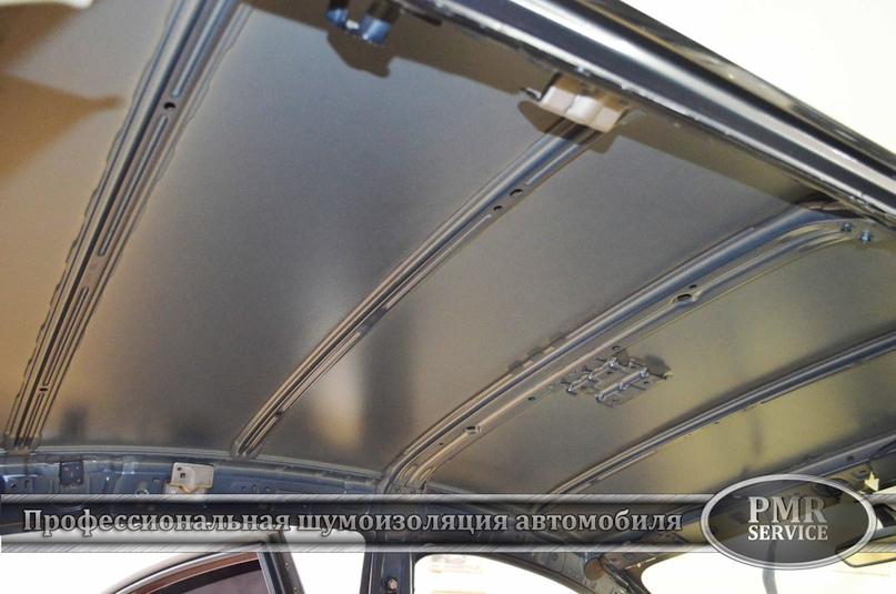 Шумоизоляция Nissan Almera, изображение №2