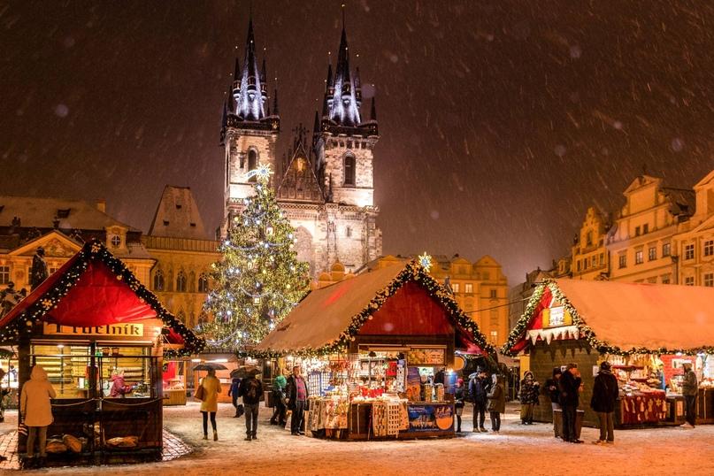 Прага - идеальный город для встречи Нового года, изображение №1