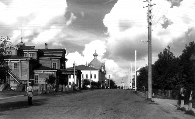 Деревянные здания старой Вятки. 7 утраченных шедевров архитектуры., изображение №28