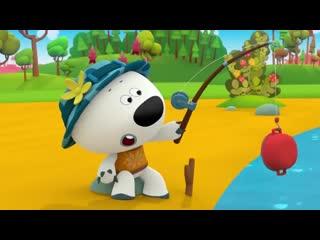 Ми-ми-мишки - Всемашина - Новые серии! Веселые мультики для детей