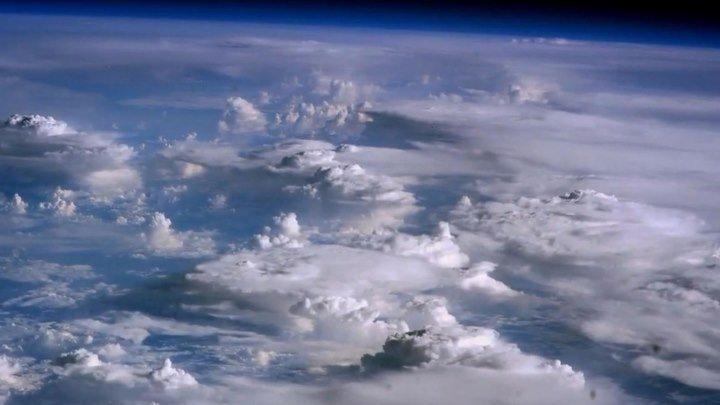 Земля Мощь планеты Атмосфера