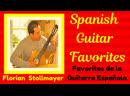 Favoritos de la Guitarra Española Spanish Guitar Favorites