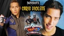 Greg Aronowitz sits with Chris Violette the Blue Ranger and talk about Power Rangers S.P.D.