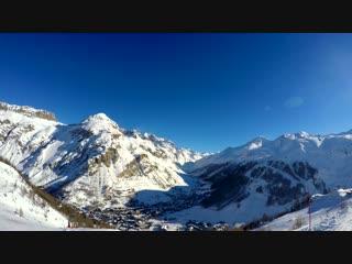 Tignes - Val-d'Isere, France, Новогодние горнолыжи 2019