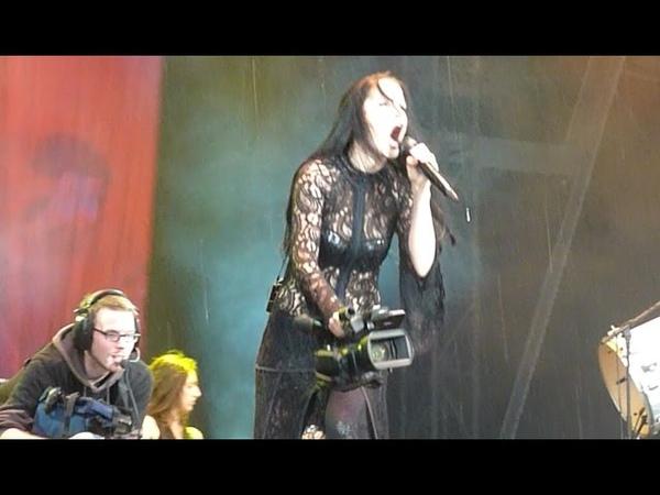 Tarja Victim of Ritual live at Summerbreeze Open Air 2014