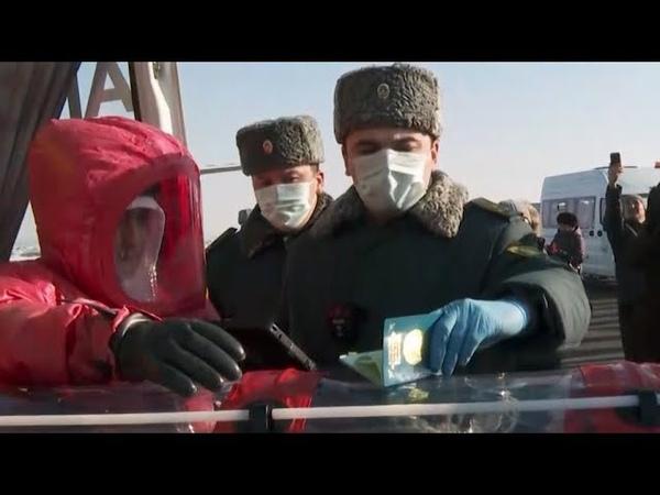 Страны Содружества ужесточили контроль на границах из за коронавируса