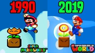 New Super Mario Allstars: Super Mario World REMAKE (Full Game)