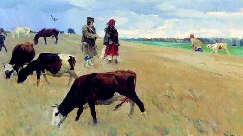 Виноградов Сергей Арсеньевич 1869 38 Деревня