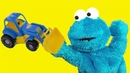 Синий трактор застрял и сломался. Мистер макс чинит трактор. Видео про трактор для детей