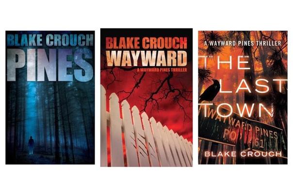Blake Crouch - [Wayward Pines 01] - Pines