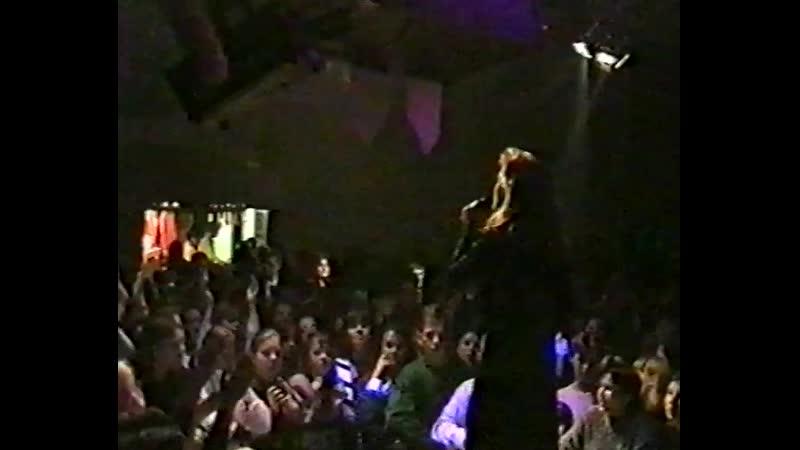 Татьяна Буланова и группа Летний сад Кириши WEEKEND 1 марта 1997 года