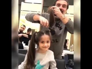 Когда ты крутой парикмахер, тебе все под силу!