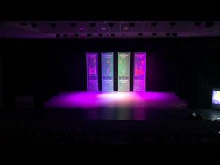 Гала-концерт и церемония награждения фестиваля-конкурса Казанские узоры