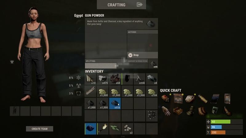 Code lock to insane loot