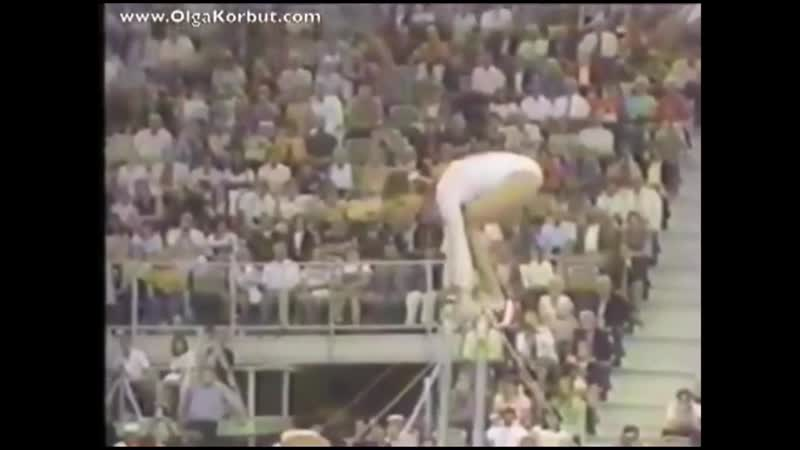 художественная гимнастика петля Корбут запрещенный элемент в спортивной гимнастике