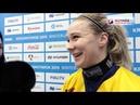 Ларссон Линнея после матча Швеция Норвегия 9 1 XXIX Зимняя Универсиада студентов
