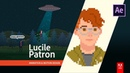 Pixel art animations with Lucile Patron live 3 3